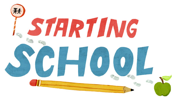 Image result for starting school clipart