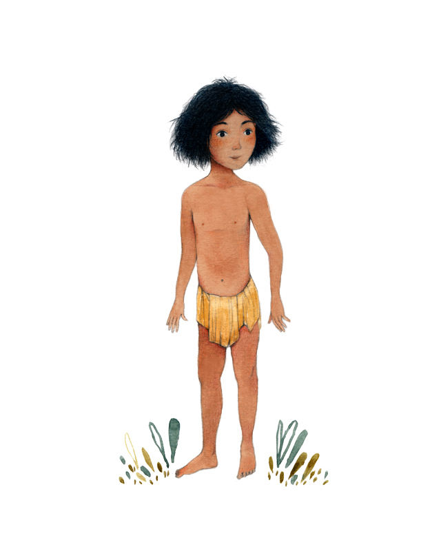 Jungle book_mowgli