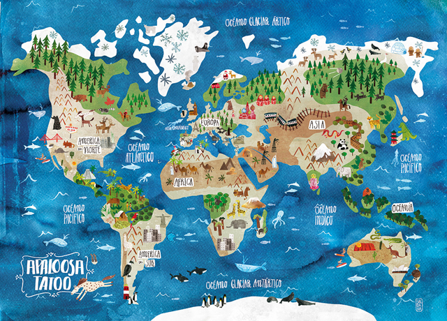 wonderful world of maps images