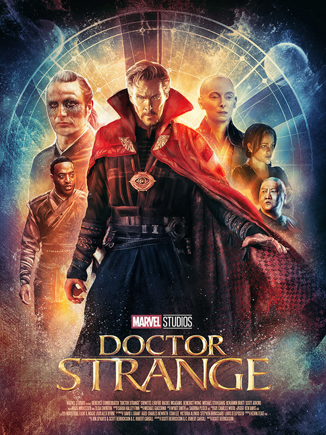 Doctor Strange » Good Illustration Blog