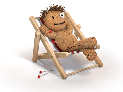 Doll_deckchair