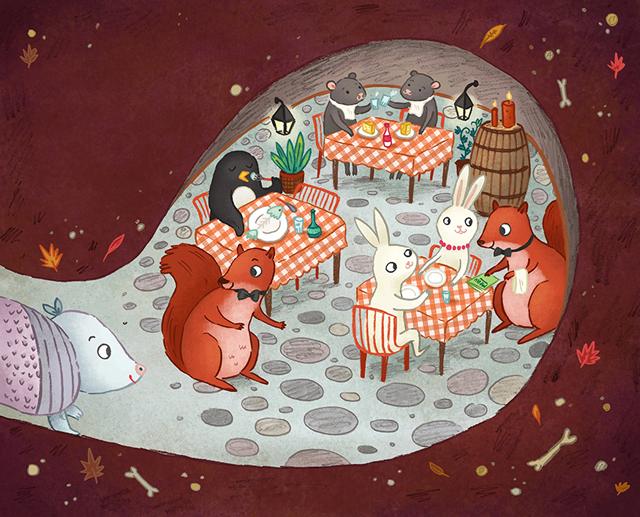 Armadillo restaurant_640