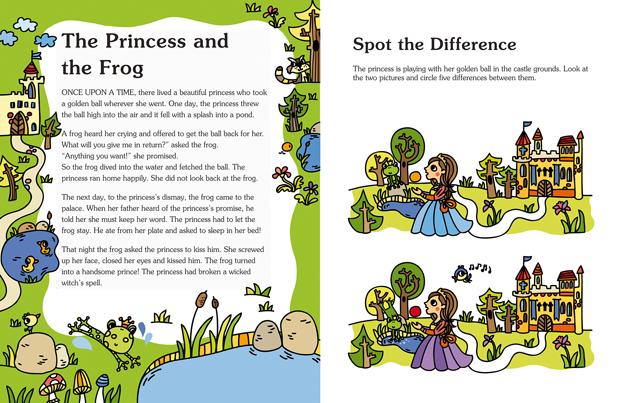Princess and the Frog_Neradova illo