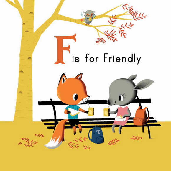 F_is_for_Friendly
