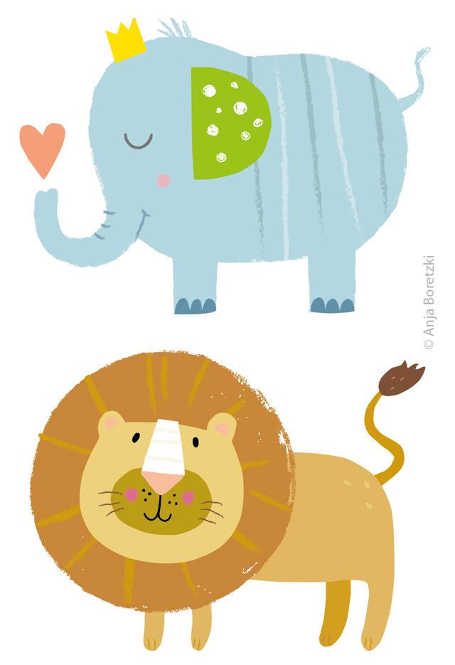 elefant_loewe640
